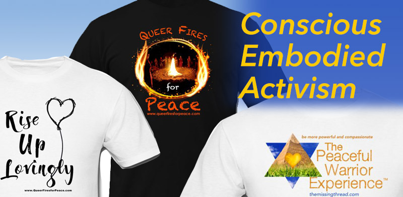 T-Shirts for Conscious Activism